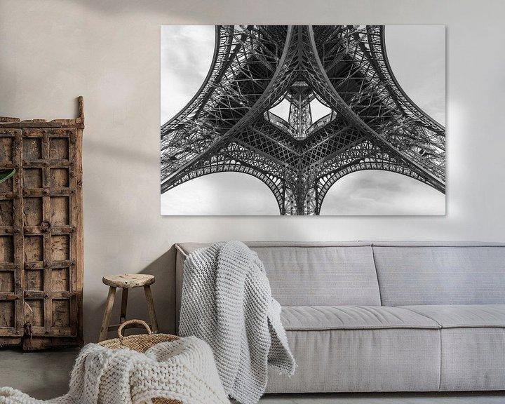 Sfeerimpressie: De Eiffeltoren in Parijs van MS Fotografie | Marc van der Stelt
