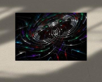 Kleuren dynamiek van Tim Abeln