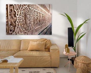 Alhambra detail von Jack Koning