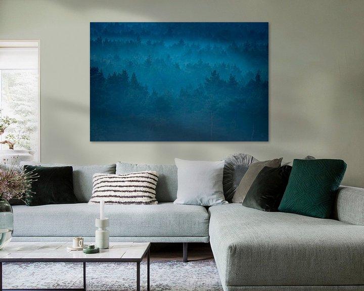 Sfeerimpressie: Bos van Stijn Smits
