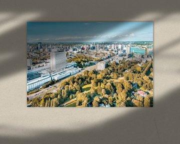 Rotterdamse skyline von Niels Hemmeryckx