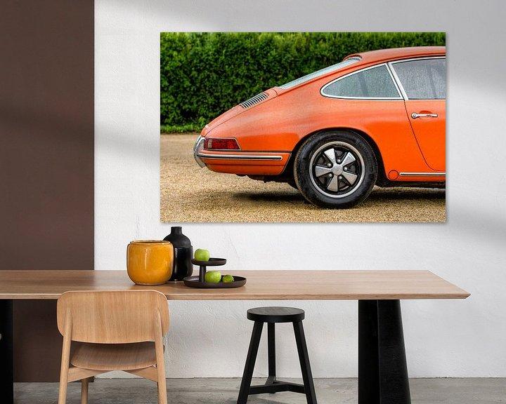 Beispiel: Porsche 911 Klassiker 1966 Sportwagen  von Sjoerd van der Wal