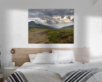 Boven op een bergtop van Wilbert Van Veldhuizen