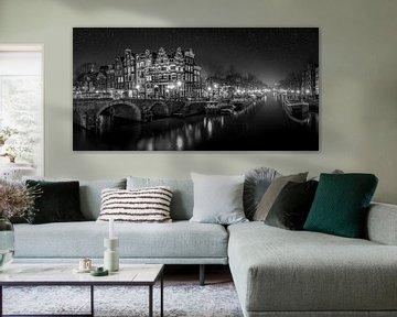 Mitternachtssterne von Iconic Amsterdam