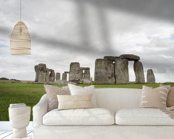 Impression: Stonehenge en Angleterre sur Wilbert Van Veldhuizen
