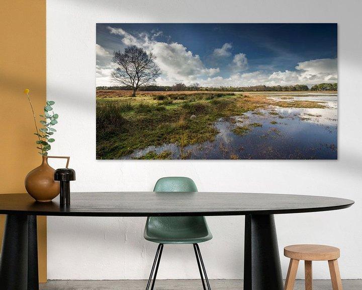 Sfeerimpressie: Jiltdijksheide Groningen van Martijn van Dellen