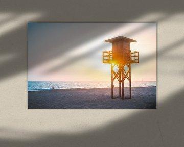 Costa de la Luz Sonnenuntergang (Cadiz)