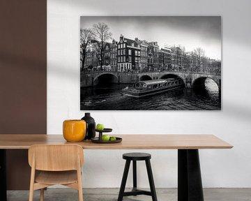 Schifffahrt durch Amsterdam von Iconic Amsterdam
