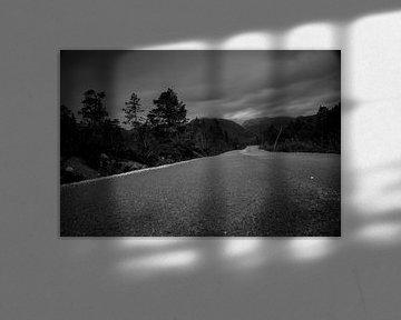 Endless Road von Bart Berendsen