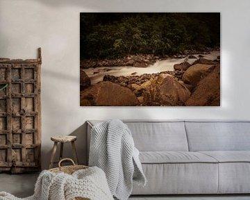 Rocky River 4 van Bart Berendsen