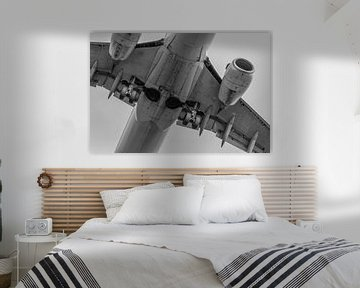 Boeing 737 landing op schiphol von byFeelingz