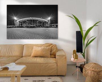 Feyenoord Rotterdam stadion de Kuip 2017 - 8 von Tux Photography