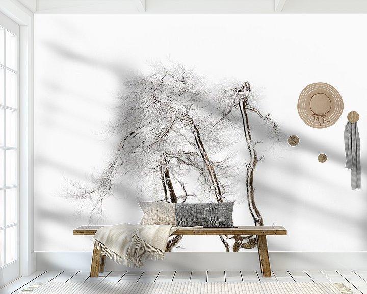 Sfeerimpressie behang: Winter Hoge Venen van Steven Hendrix