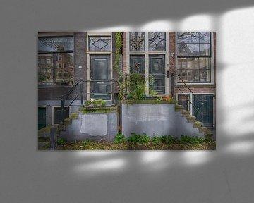 Trappetjes von Foto Amsterdam / Peter Bartelings