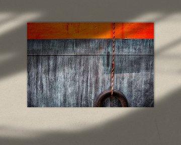 scheepswand met stootband von Linda Raaphorst
