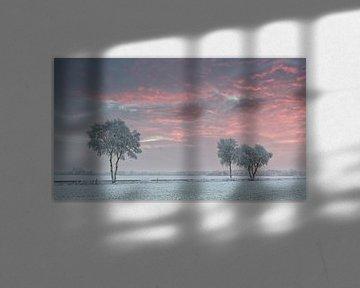 Zonsondergang von Sigrid Westerbaan