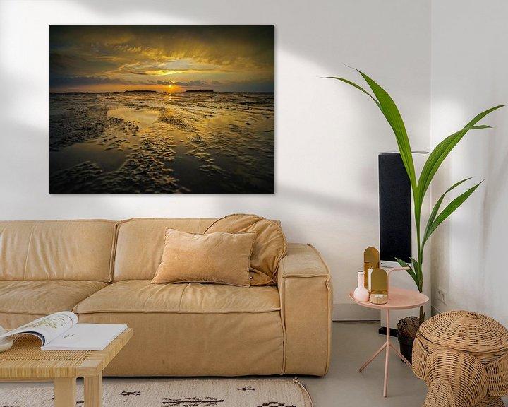 Impression: Golden sunset sur Lex Schulte