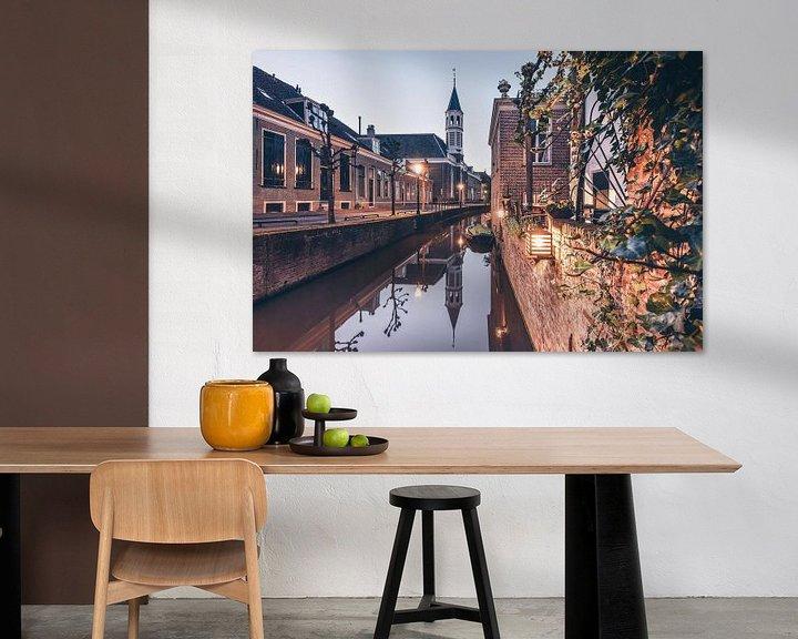 Sfeerimpressie: Canal Reflections  van Een Wasbeer