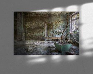 De wachtkamer von Truus Nijland