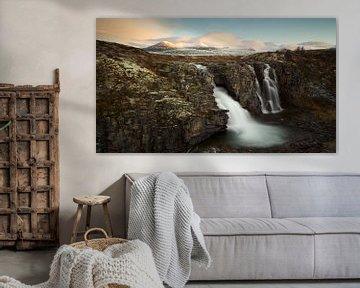 Storulfossen, Rondane National Park, Norwegen von Gerhard Niezen Photography