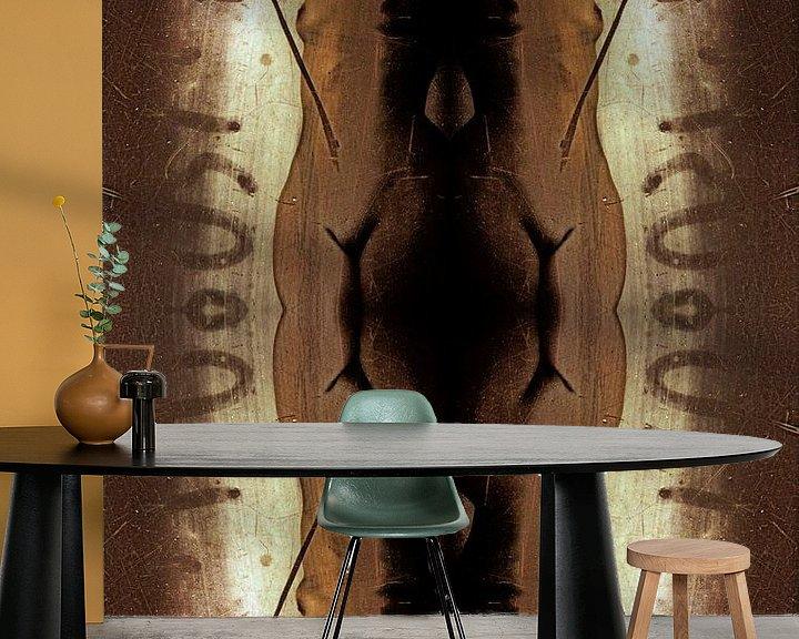 Beispiel fototapete: nude 2 art b von Falko Follert