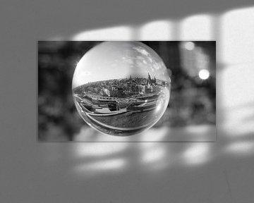 Amsterdam in glas von Anneke Kroonenberg