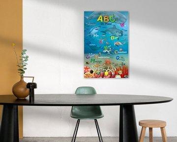 ABC in de zee van Marion Krätschmer