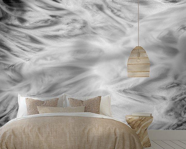 Sfeerimpressie behang: Abstract van Steven Hendrix