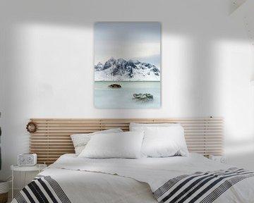 Flakstad Noorwegen