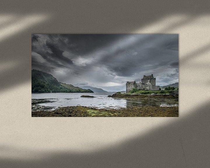 Sfeerimpressie: Schots kasteel van Chantal Nederstigt