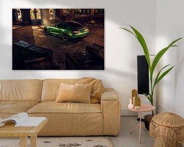 Beast of the Green Hell – Mercedes AMG GT R von Gijs Spierings