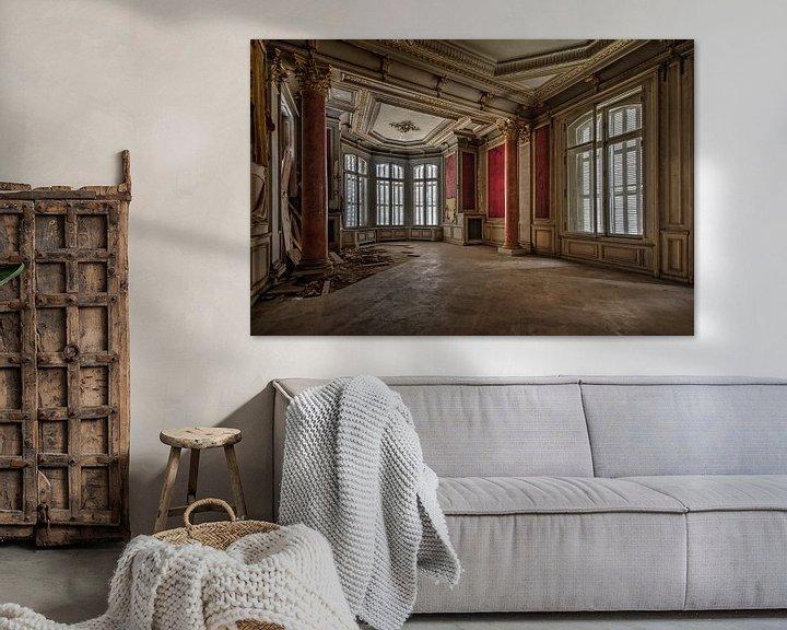 Sfeerimpressie: Vroegere elegantie van Chantal Nederstigt