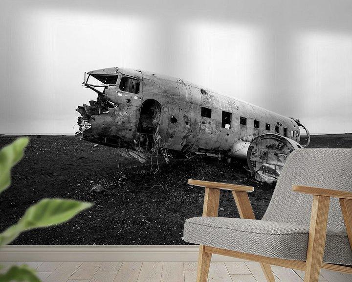 Beispiel fototapete: Douglas DC-3 von Thijs Schouten