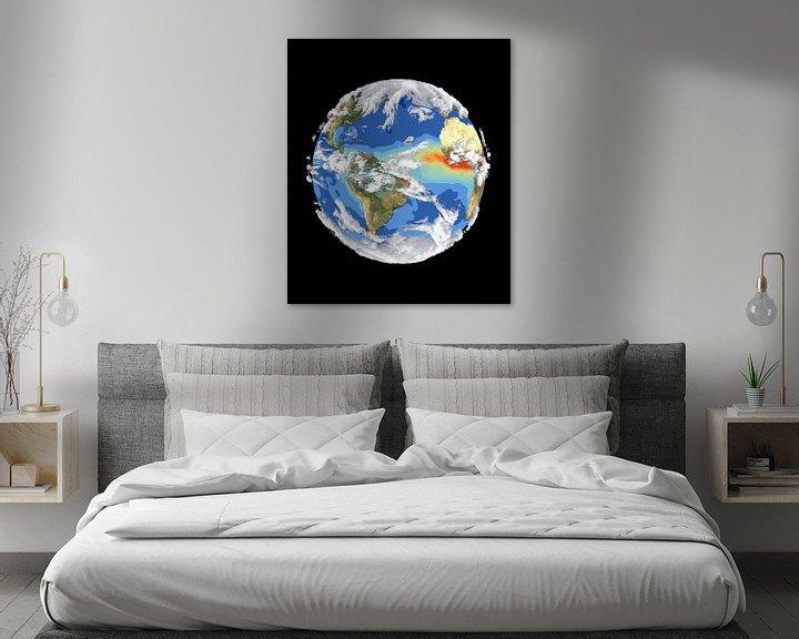 Sfeerimpressie: De Aarde en Het Klimaat van Digital Universe