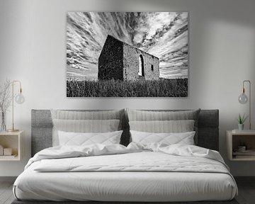 House Of Ruins, Schottland von Ruud van den Berg
