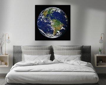 Die Erde von Digital Universe