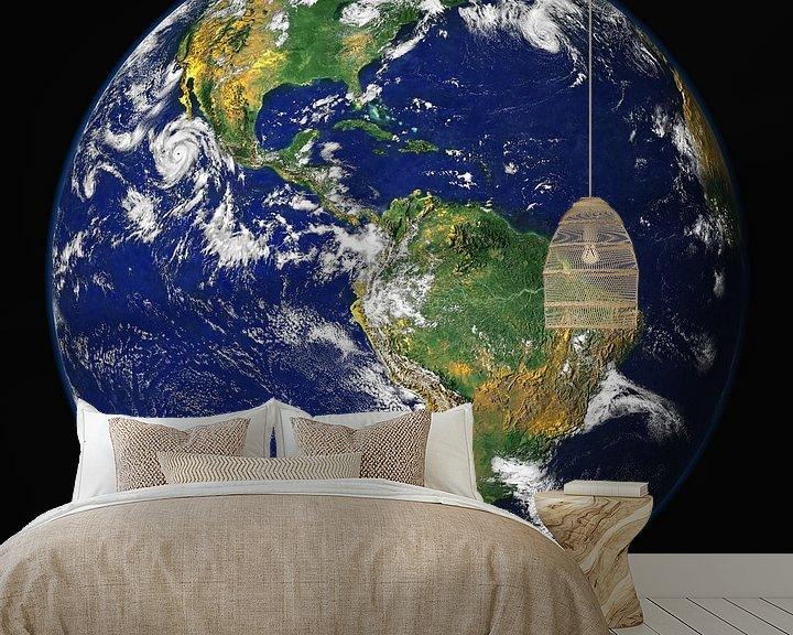 Impression: La terre sur Digital Universe