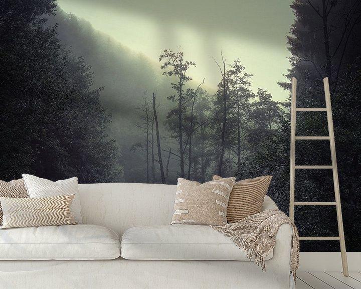 Sfeerimpressie behang: Desolation van Aart Lameris