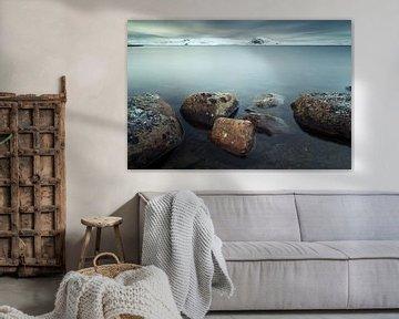 Skiftessjøen, Hardangervidda National Park, Norwegen von Gerhard Niezen Photography