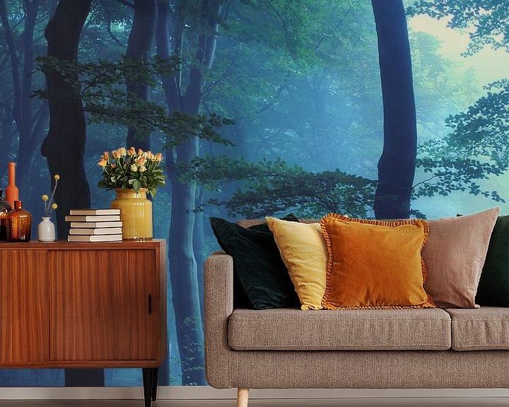 Sfeerimpressie behang: Dreams and wishes van Aart Lameris