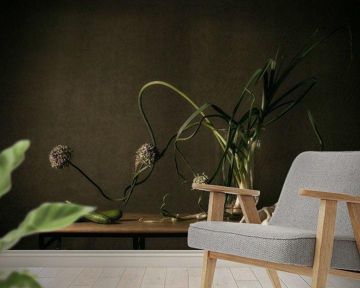 Beispiel fototapete: Stillleben Gemüse von Monique van Velzen