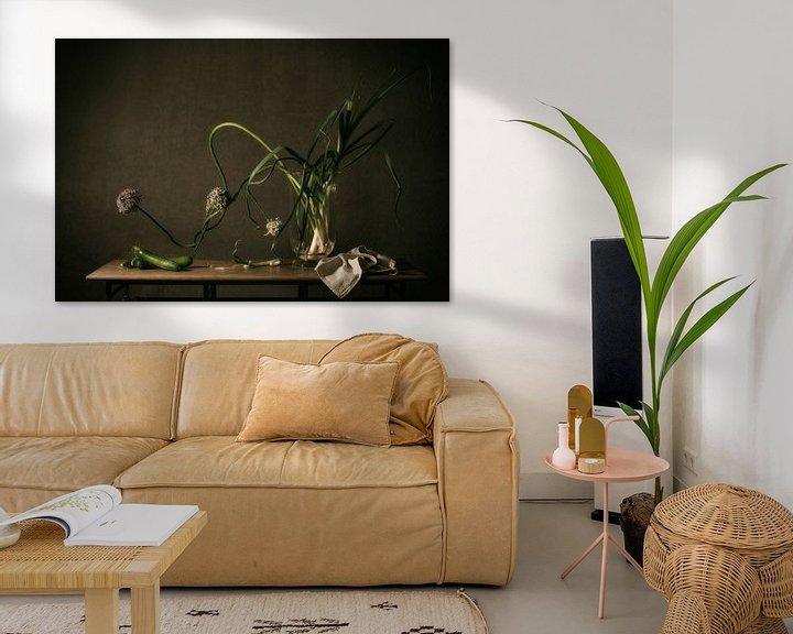 Beispiel: Stillleben Gemüse von Monique van Velzen