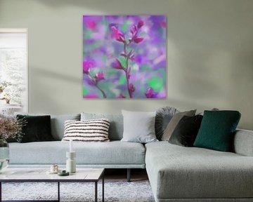 Blumen Flowerpower von Go van Kampen