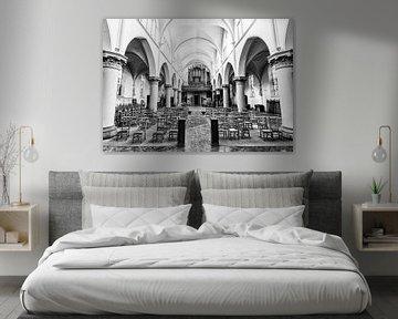 Kerk der duizend bogen von Erik Noordhoek