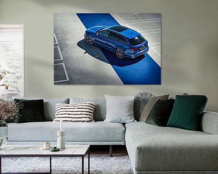 Sfeerimpressie: Audi RS6 Performance van Gijs Spierings