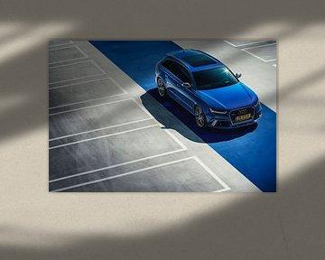 Audi RS6 Performance von Gijs Spierings