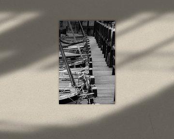In the Harbour ... von Henriëtte Hoffs