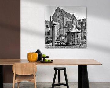 Dordrecht duiventil van Dordrecht van Vroeger
