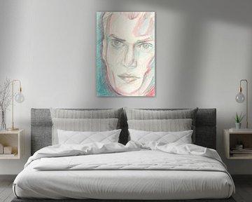 Couleurs mélangées sur ART Eva Maria