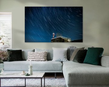 Star trail windorgel Vlissingen